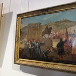 Inauguration de la statue de Louis XIV en 1713 (Charles Grandon)