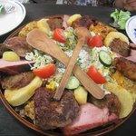 L'assiette- banquet