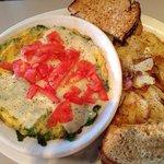 omelet village cafe