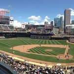 A perfect day @ Target Field