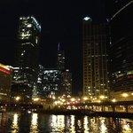 Chicago at night #1