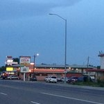 View of Del's from Route 66.