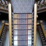 L'escalier typique
