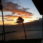 Sunset at Menehune Shores
