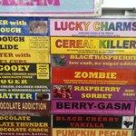 Ice cream variety
