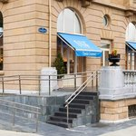 Side Entrance to San Sebastian Food´s Gourmet Shop at Hotel Maria Cristina