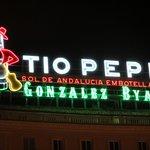 Neon Tio Pepe
