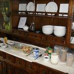 Breakfast Sideboard