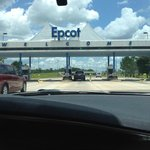 Pedágio do Epcot