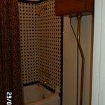 Bad mit altem Spülkasten