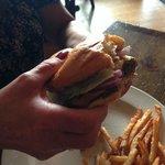 The Cherokee Burger