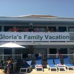 Gloria's family vacation
