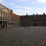Dublin Castle - nearby