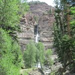 Waterfall at Ouray