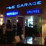 Le Garage burgers El Gouna