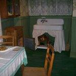 Replica of a Railroader's Home