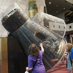 John Glenn's Mercury capsule
