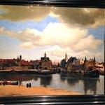 """Vermeer """"Vue de Delft"""""""