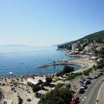 Panoramic view - Opatija