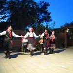 greek entertaiment