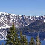 Gorgeous Crater Lake
