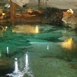 one of the four cenotes