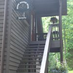 Entrance to Butterfly Loft