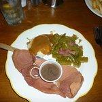 Country Ham Steak?