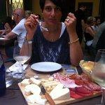 Taglieri di salumi e formaggi