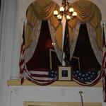Lincoln's box