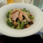 Caesarsallad på Seasalt Kitchen