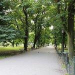 クラクフ緑地公園