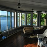 Lounge Area Overlooking Keuka Lake