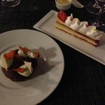 2 of our excellent desserts