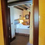 Beautiful ceilings, comfortable beds