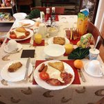 Delicious Irish breakfast!!