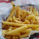 The Garlic Parm fries