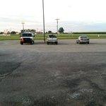 Front Parking Lot