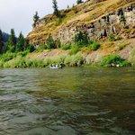 Fishing on Blackfoot