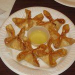 Sian Bistor's Crab Rangoon...Delicious