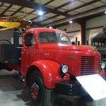 Fully restored truck