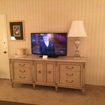 TV in Junior Suite