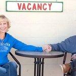 Owners Brady & Pamela Budd