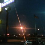Days Inn, Cameron, MO. Right off highway 36
