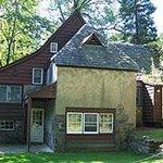 Tutor Stone House