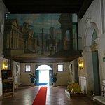Main hall (entrance area)