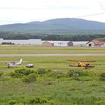 View of the Planes and Mountains
