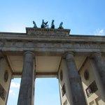 Portão de Brandemburgo de dia