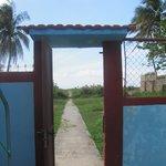 Porta de acesso
