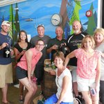 Fun Times at Dogfish Head Brewery